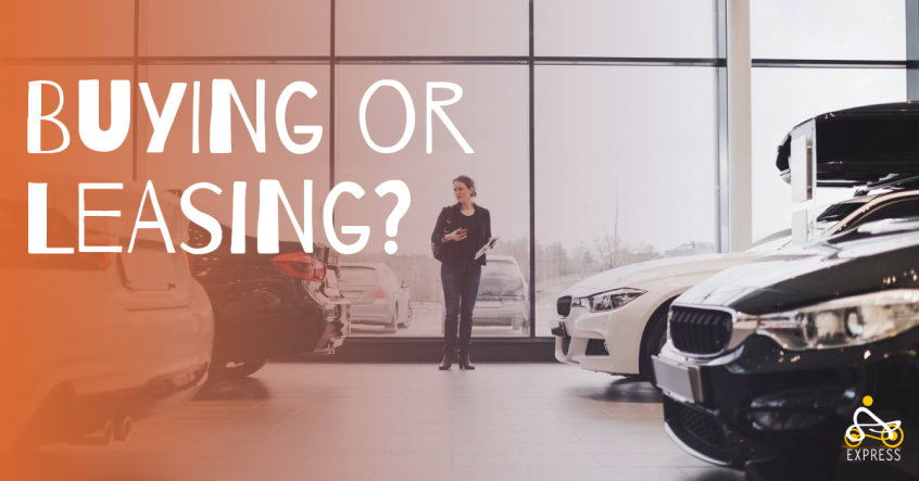 Buying or leasing used vehicle